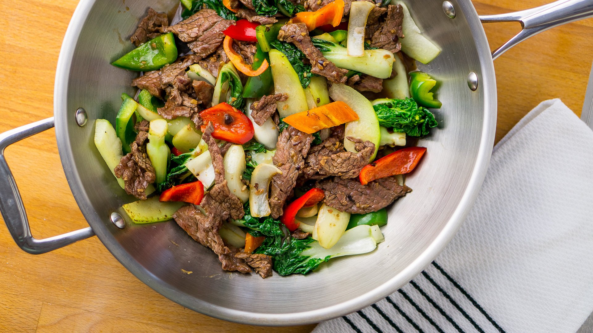 beef stir fry recipe chichiliciouscom