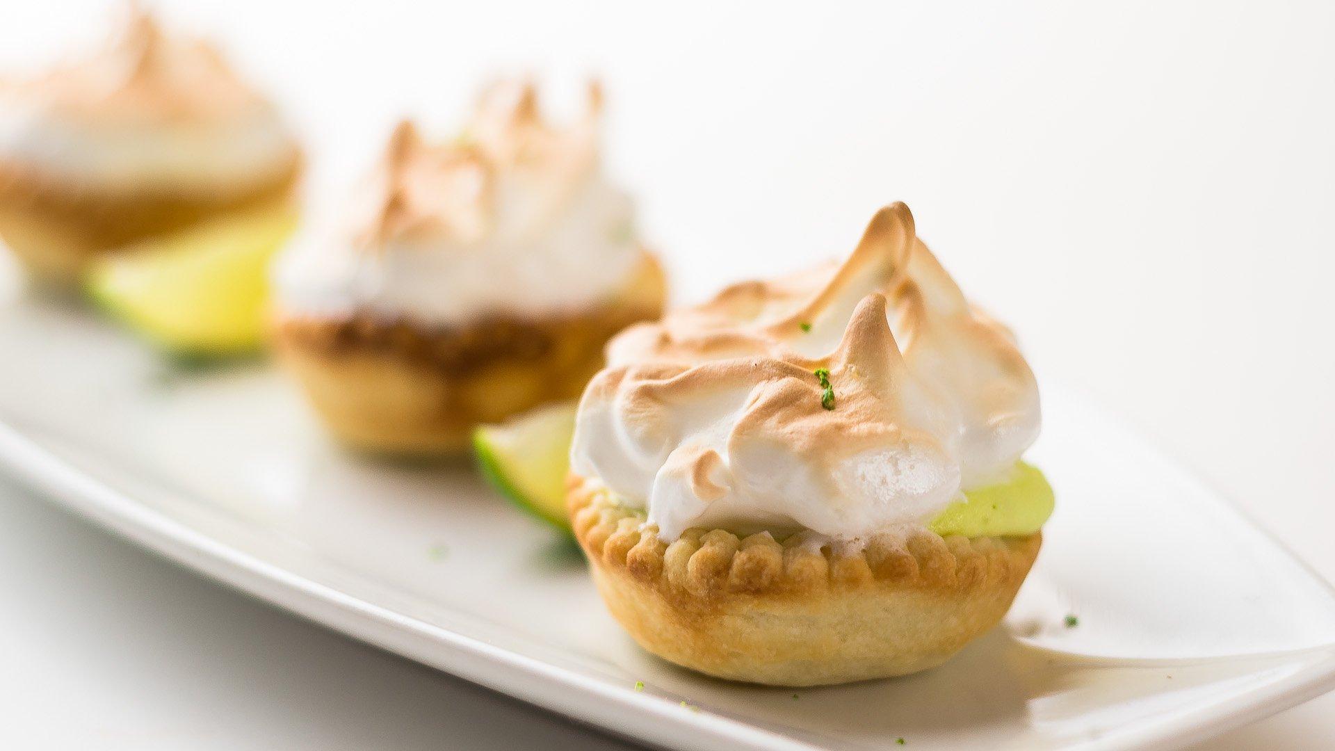 Masterchef Challenge: Lime Meringue Pie Recipe - ChichiLicious.com