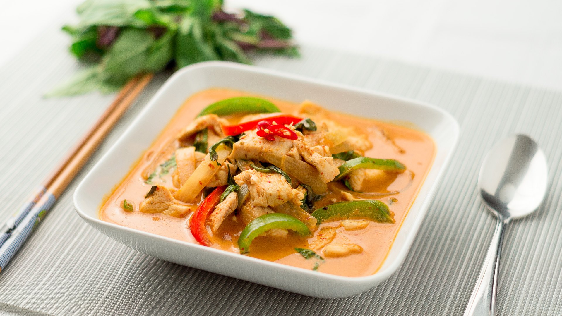 Image result for thai red curry