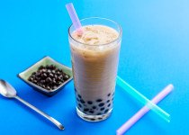 Milk Tea Bubble Tea Recipe