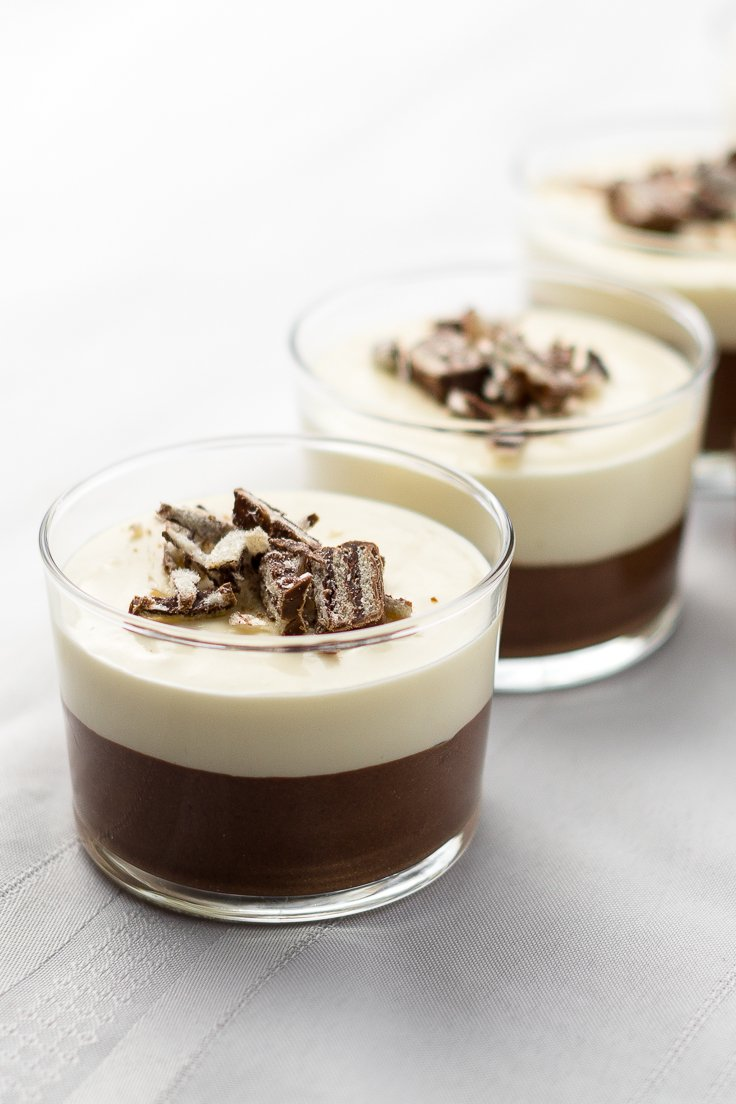 Chilly Chocolate Cheesecake Cups Recipe — Dishmaps
