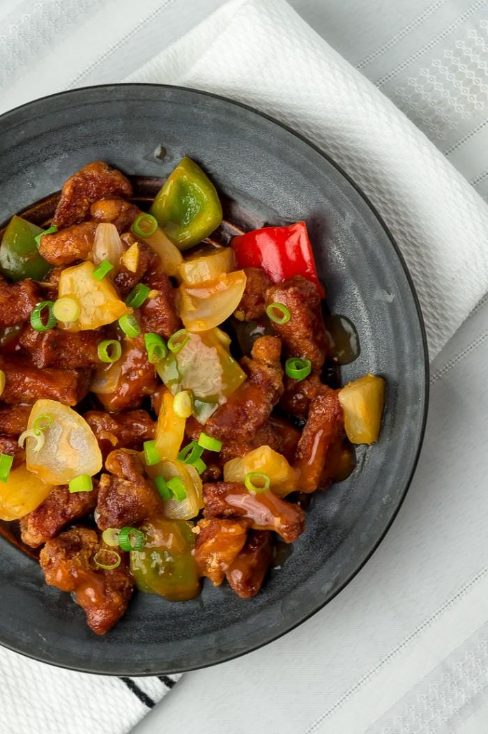 Sweet And Sour Pork Recipe - ChichiLicious.com