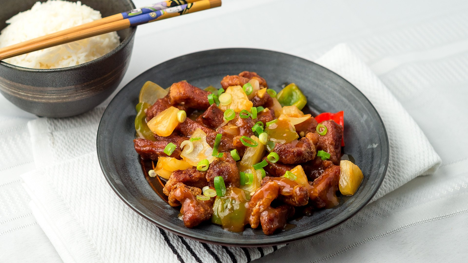 Sweet And Sour Pork Recipe - ChichiLicious.com
