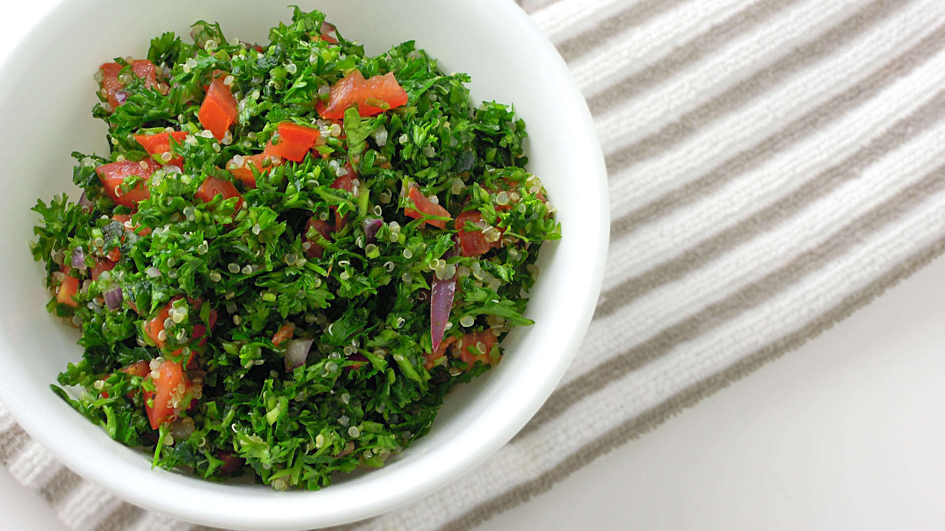 Tabbouleh Salad Recipe — Dishmaps