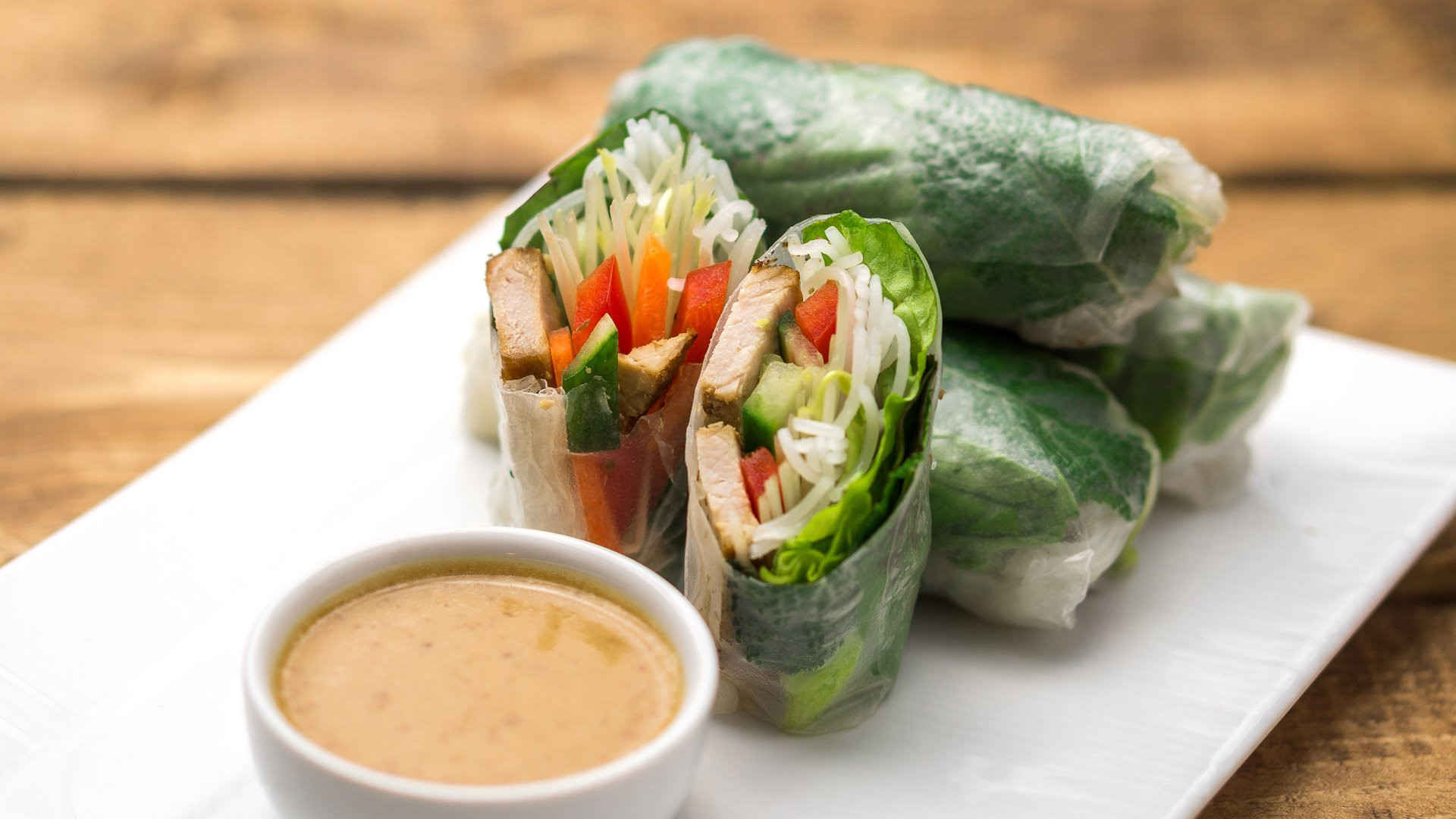 ... vietnamese spring rolls with slow cooked pork vietnamese spring rolls